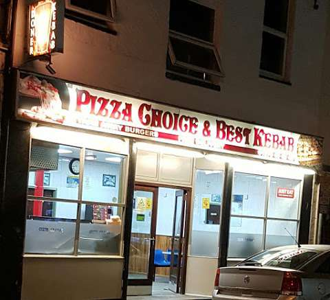 Pizza Choice Best Kebab Restaurant In 65 High Street